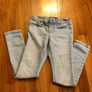 Old navy 7 slim jean